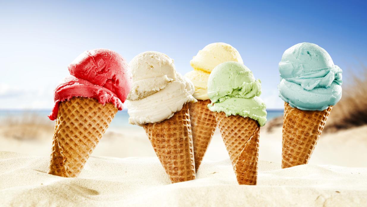 Azúcares y Edulcorantes en los helados