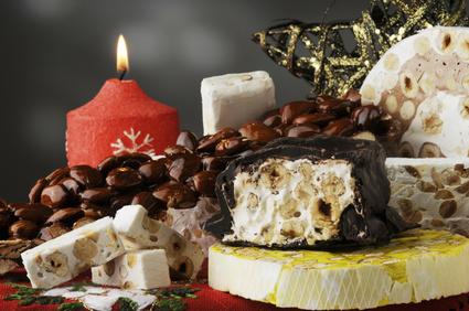 Turrones y Mazapanes reducidos en calorías